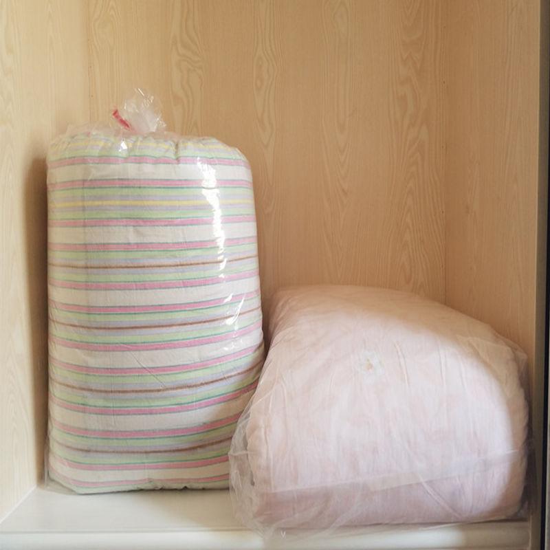 装被子的袋子棉被打包袋透明防尘收纳袋特大号防潮塑料整理搬家袋主图2