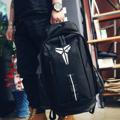 黑曼巴男女篮球包科比詹姆斯大容量双肩包户外运动休闲书包旅行包