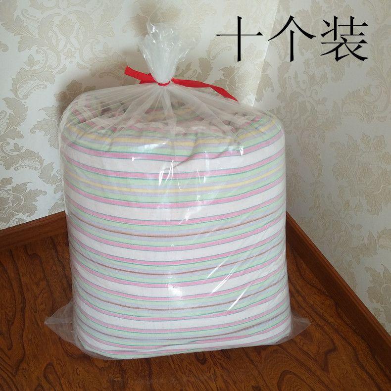 装被子的袋子棉被打包袋透明防尘收纳袋特大号防潮塑料整理搬家袋主图3
