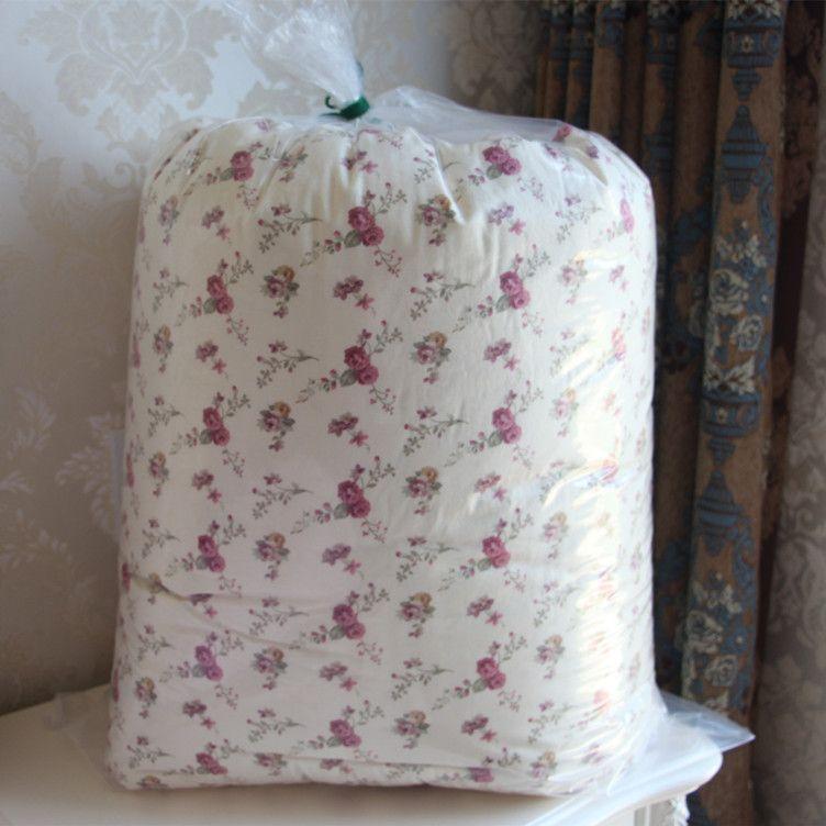 装被子的袋子棉被打包袋透明防尘收纳袋特大号防潮塑料整理搬家袋主图5