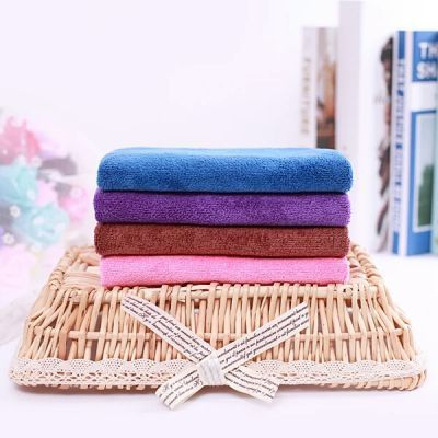 超细纤维毛巾理发店毛巾美容美发毛巾清洁巾吸水毛巾家政毛巾
