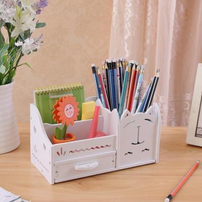 塑料袋收纳盒盒吸盘肥调料盒玩具首饰盒便携化妆台置物架电线教室