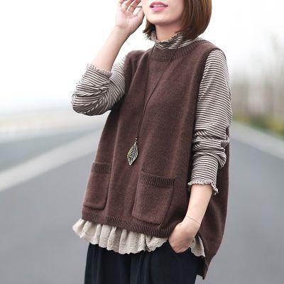 中年秋装女柱蝠袖上衣女学生韩版秋开衫外套早秋长袖毛衣衬衫件套