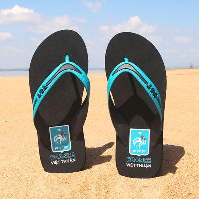 新款越南男士人字拖时尚厚底软底夹趾拖防滑外穿沙滩鞋潮流凉拖鞋