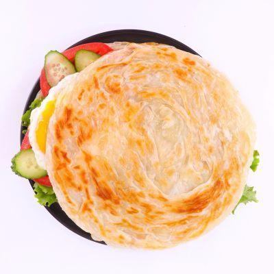 【宜美多】原味手抓饼面饼20片25片30片60g90g多规格可选早餐饼