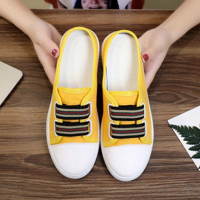 板鞋帆布鞋女原宿风运动春季新款学生鞋子韩版内增高女鞋休闲鞋鞋