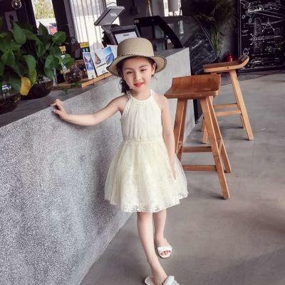 民国风连衣裙儿童旗袍连衣裙绵绸裙小孩子衣服套装女女夏季套装哺