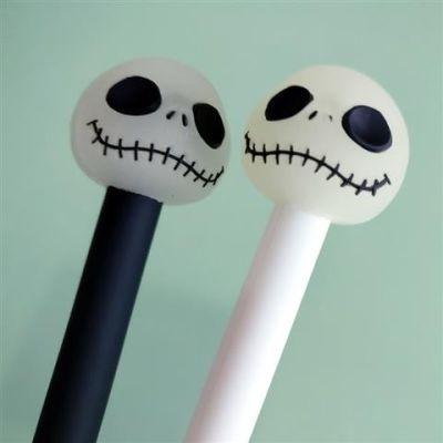 减压笔_5mm黑色水性笔学生减压笔