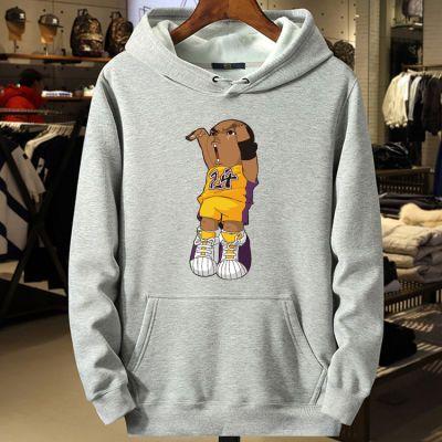 勇士湖人火箭队詹姆斯哈登科比球衣外套欧文库里杜兰特篮球卫衣男