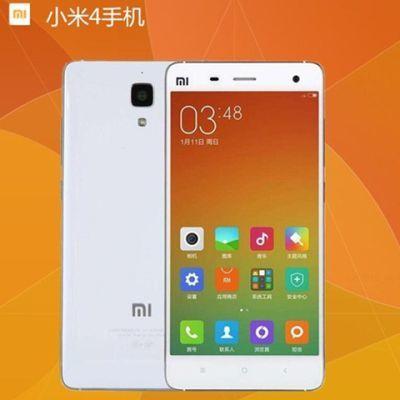 现货Xiaomi/小米手机 4移动联通电信版单卡四核2GB/3GB运行5.0屏