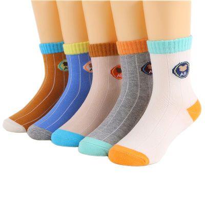 春秋冬季宝宝袜子儿童袜子棉袜男童袜子中筒女童袜婴儿加厚袜儿童