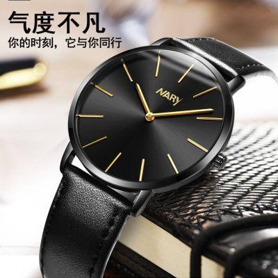 简约真皮带钢带石英男女情侣腕表韩版休闲对表超薄款时尚学生手表