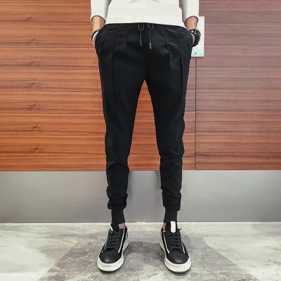 休闲牛仔裤男短裤男小清新短裤半袖男学生韩版宽松男裤夏季鳖七分