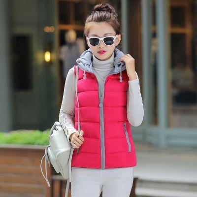 学生背心女士冬天外套运动服套装女学生韩版宽松芊艺女装短裙女原