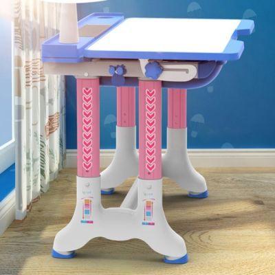 写字桌简约简约法兰小学儿童升降童桌书桌小学生课桌椅小儿童学习