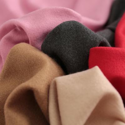 秋冬季羊绒围脖男女通用加厚保暖羊毛脖套毛线针织护脖子围巾套头