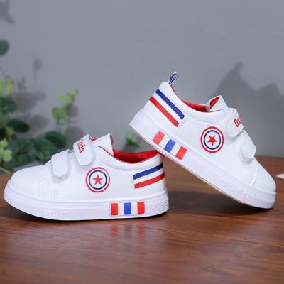 婴儿鞋子夏女儿童白鞋男波男童皮鞋女童拖鞋运动鞋童靴子女童短靴