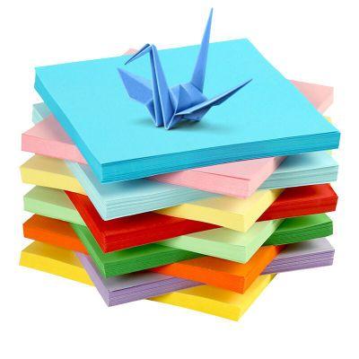 【买2送1】积米儿童手工折纸彩色折纸彩纸幼儿园正方形剪纸千纸鹤