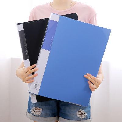 试卷收纳奖状收集册文件夹多层夹试卷夹子试4夹记录册风琴包卡袋