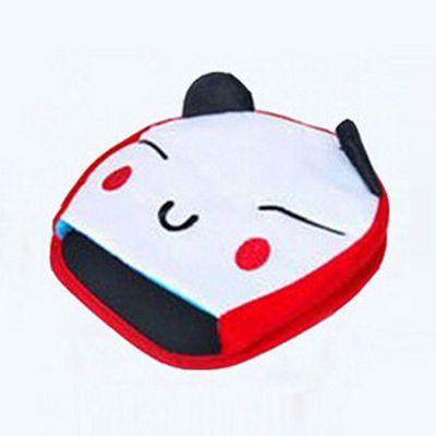 USB暖手鼠标垫 加热保暖鼠标垫 鼠标套 中国娃娃