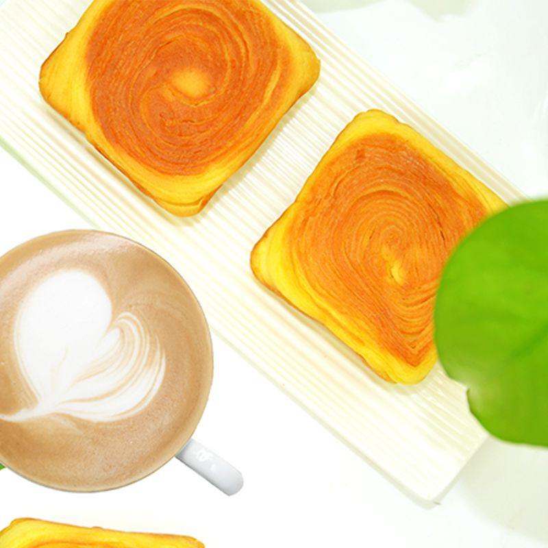 【买3送1】ABD丹麦手撕面包原味整箱批发小面包早餐蛋糕糕点心零食500g