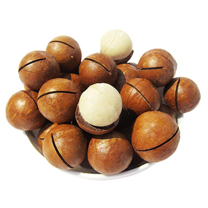 (亏本价200件)奶油味夏威夷果500克澳洲坚果炒货零食内附开果器