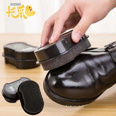 【多组合选】鞋擦皮鞋保养增亮神器双面海绵擦鞋无色鞋蜡鞋油刷子