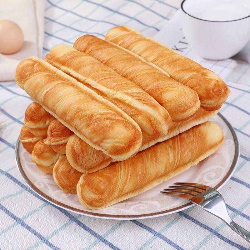 张阿庆营养早餐手撕面包手撕棒整箱750g/350g多口味可选糕点零食