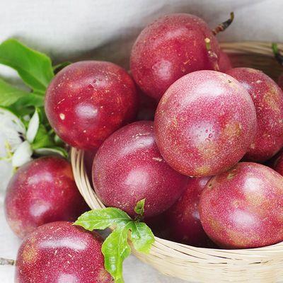 【送开果器】广西百香果大果精选5斤/3斤多规格包邮现摘现发水果