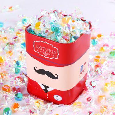 【买二送一】千纸鹤糖果散装儿童水果糖切片小糖果500g-80g棒棒糖