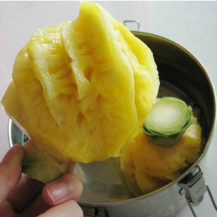 【48小时内发货】泰国迷你小菠萝香水菠萝香脆甜菠萝小凤梨普吉岛孕妇水果菠萝除味