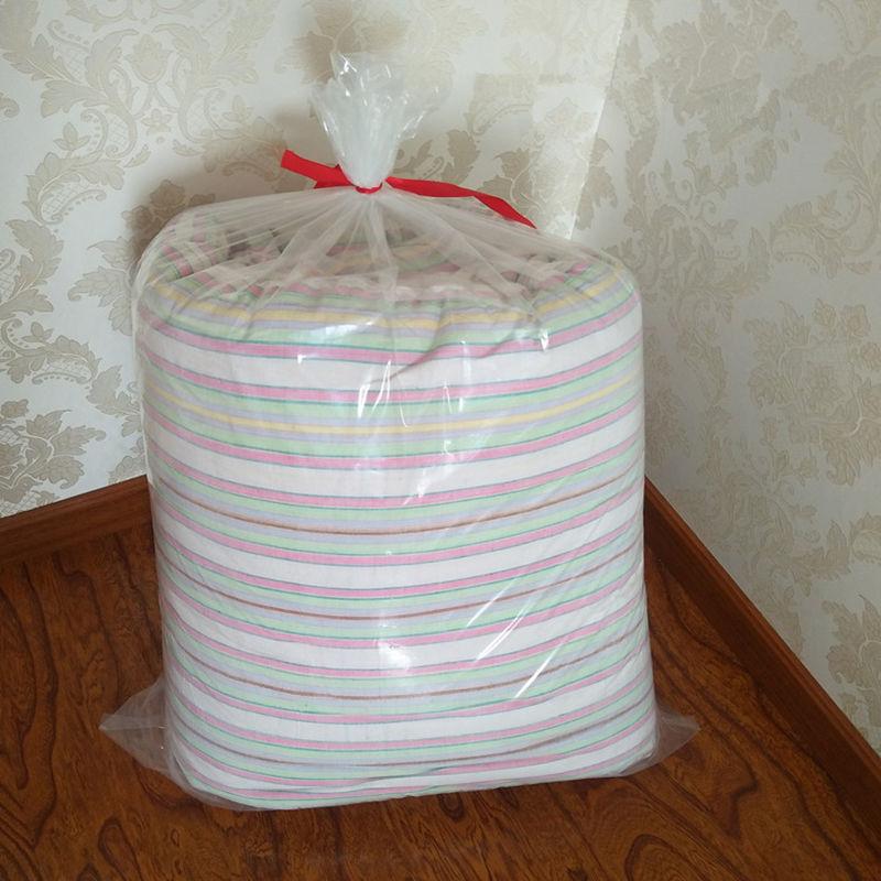 装被子的袋子棉被打包袋透明防尘收纳袋特大号防潮塑料整理搬家袋主图1