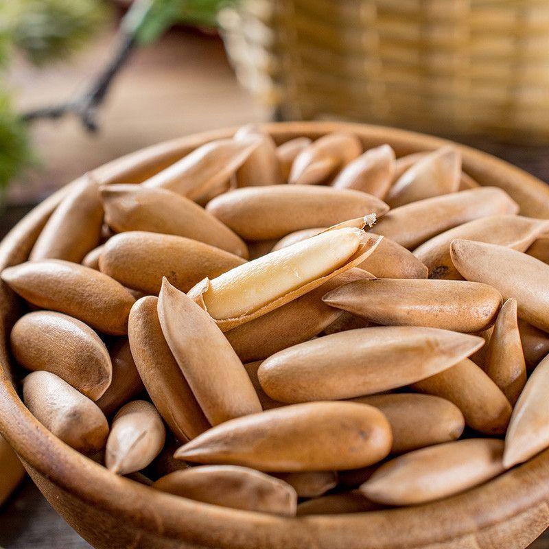新货巴西松子包邮1罐200g/250/500g1000g多规格坚果零食坚果类