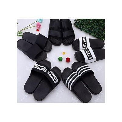 拖鞋男夏外穿韩版社会学生青少年拖鞋男夏季潮流舒适浴室防滑家用