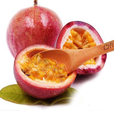 【送开果器】广西百香果新鲜热带水果一级中大果2斤5斤装鸡蛋果