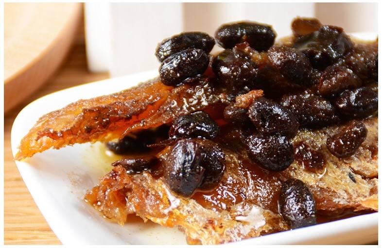 豆豉鲮鱼鱼罐头鱼148g罐即食罐头鲮鱼速食食品下饭菜肉类熟食小吃