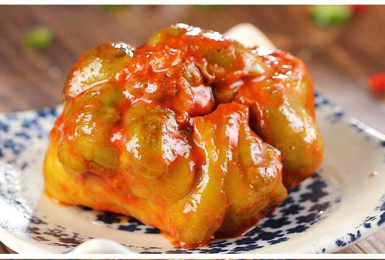 涪陵榨菜全形榨菜头整箱圆形榨菜疙瘩咸菜下饭菜五香风味榨菜头