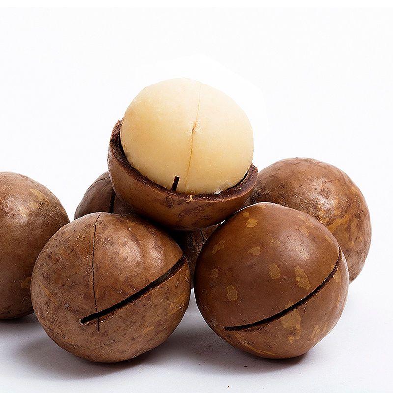 夏威夷果奶油味120g每日坚果干果孕妇小孩零食大礼包批发