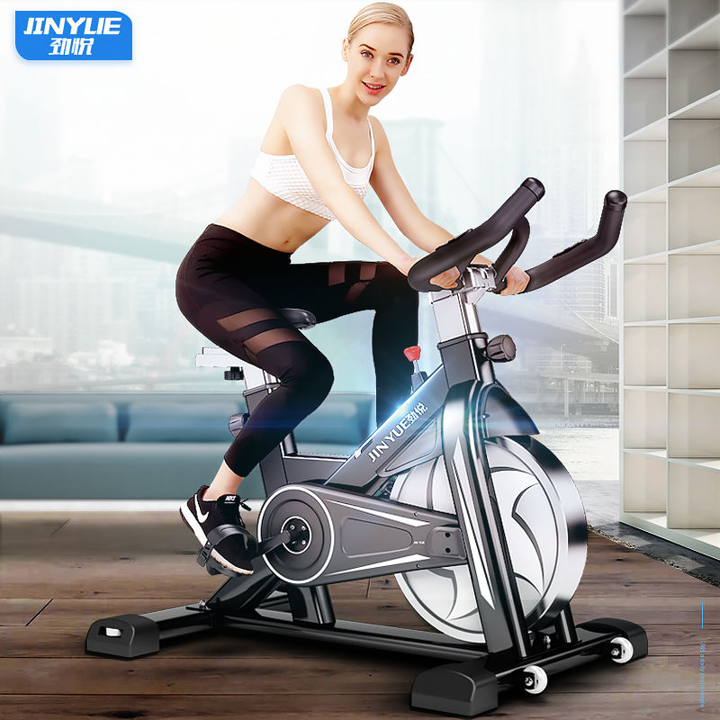 Dynamic bike workout fitness car home foot indoor exercise bike ultra-silent weight loss gym