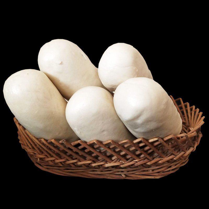 [百味屋调料大全]山东纯手工馒头老面大馒头早餐包子方便面食馍馍无糖