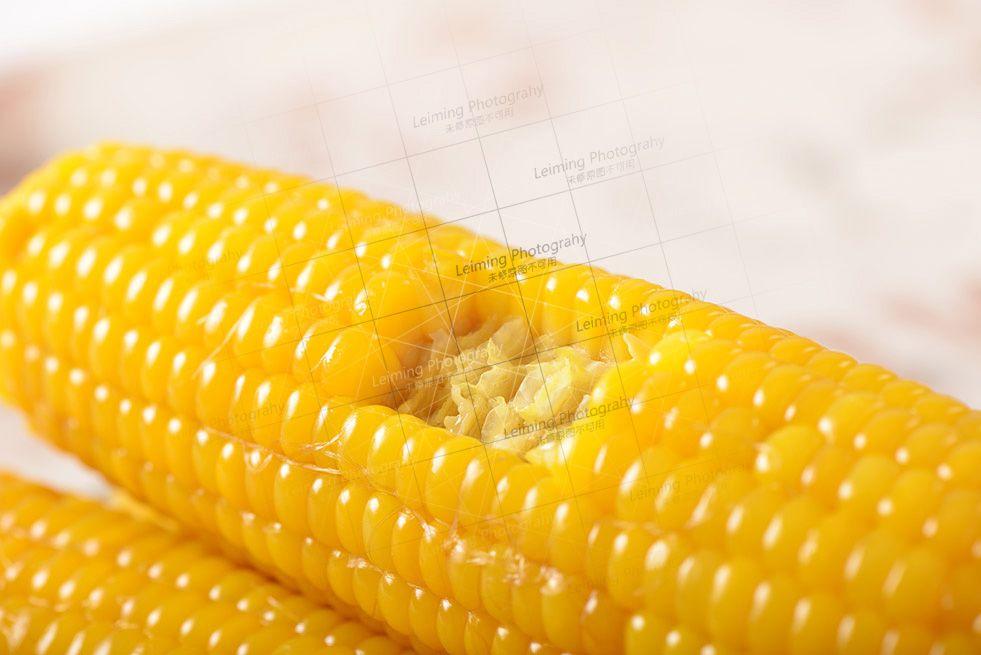 东北甜糯真空黄粘玉米棒10根2000克新糯玉米真空包装黑糯微波加热