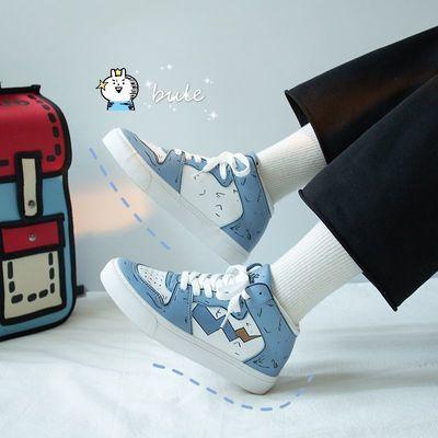 2019新款帆布鞋女ins韩版百搭学生平底原宿风布鞋1970s小白鞋板鞋