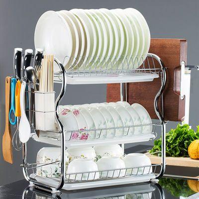 碗碟架碗筷收纳盒刀架碗架筷子筒碗柜置物架厨房用品小百货收纳架