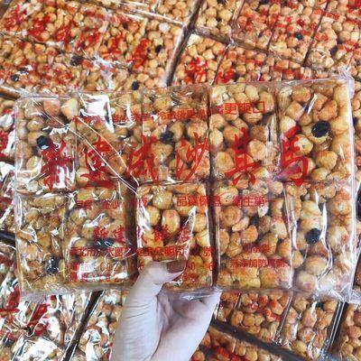台湾新建成沙琪玛香甜酥软不粘牙休闲零食糕点心美食百年老店原味