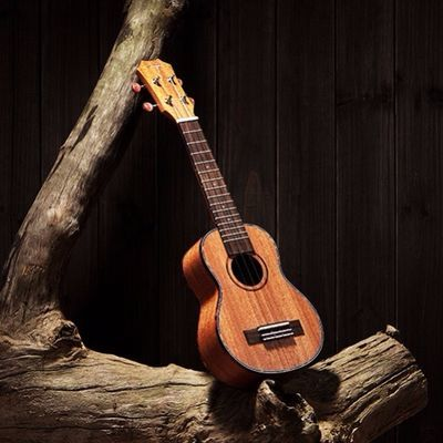 TOM尤克里里初学者小吉他23寸ukulele21寸26寸学生成人女乌克丽丽