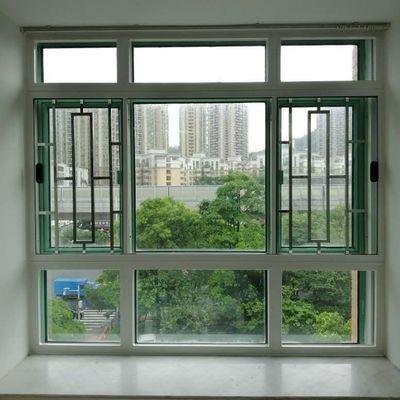 隔音窗隔音玻璃窗户断桥铝夹胶隔音玻璃窗三层卧室推拉平开窗户