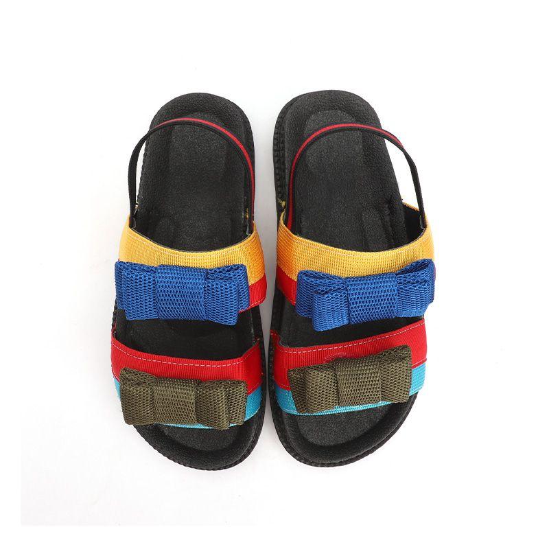 NX0018-1网红鞋子2020新款夏季百搭韩版学生厚底凉鞋女