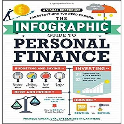 The Infographic Guide to Personal Finance实体书