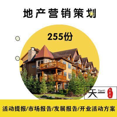 房地产开业营销活动推广方案计划运营管理体系长租公寓研究报告