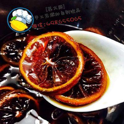 老冰糖炖柠檬手工无添加自制柠檬膏下火利器水果茶小罐